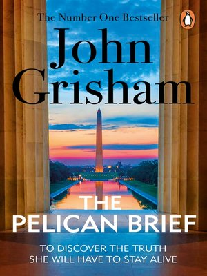 cover image of The Pelican Brief